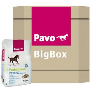 Pavo Podo®Grow Big Box 725 kg