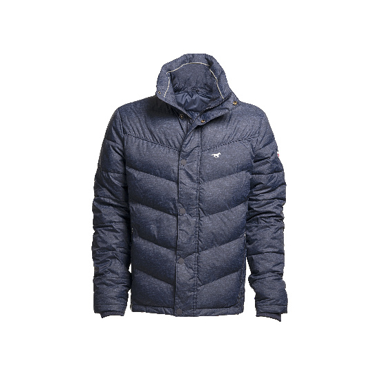 Pavo Picalo Férfi Vastag Kabát Kék